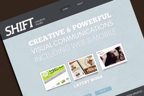 Design a Professional Portfolio Website