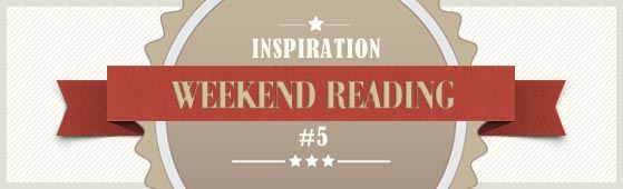 7 Tips for Weekend Reading #5