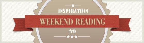 7 Tips for Weekend Reading #6
