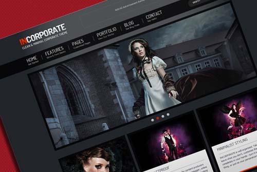 Incorporate Portfolio HTML