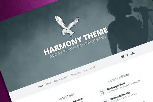 Harmony – Premium Woocommerce Theme
