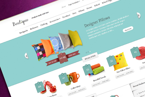 Boutique – Premium Woocommerce Theme
