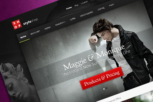 Styleshop – Premium Woocommerce Theme